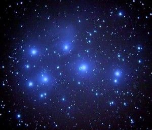 Akina of the Pleiades