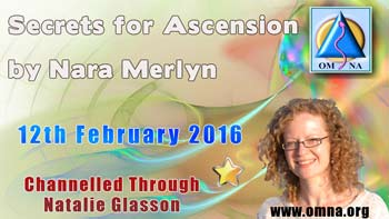 Secrets for Ascension by Nara Merlyn