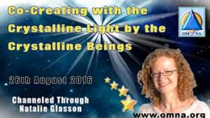Co-Creating with the Crystalline Light by the Crystalline Beings