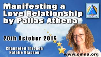 Manifesting a Love Relationship by Pallas Athena