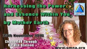 Harnessing the Power and Essence Within You by Mother Earth