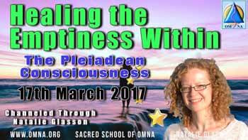 Healing the Emptiness Within by the Pleiadian Consciousness