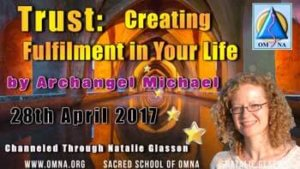 Archangel Michael Channeled Messages by Natalie Glasson from Sacred School of OmNa