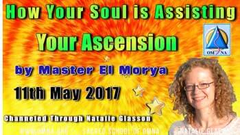 How Your Soul is Assisting Your Ascension by Master El Morya