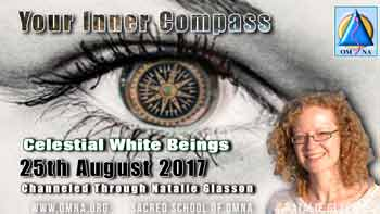 Your Inner Compass by the Celestial White Beings