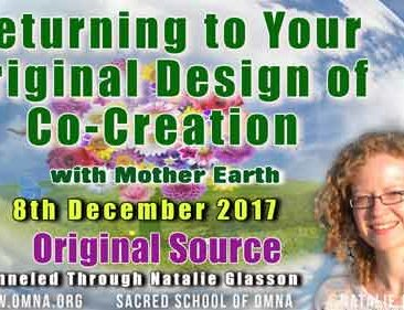 Returning to Your Original Design of Co-Creation with Mother Earth by Mother Earth 2