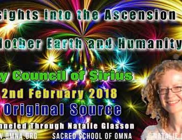 Insights into the Ascension of Mother Earth and Humanity by Council of Sirius