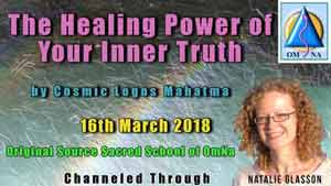 The Healing Power of your inner truth