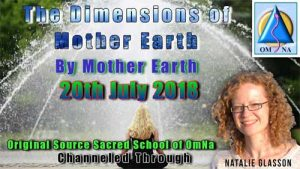 The Dimensions of Mother Earth by Mother Earth
